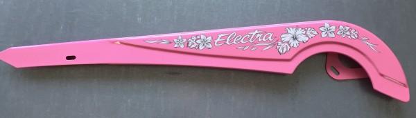 Cubrecadenas original ELECTRA Coaster rosa