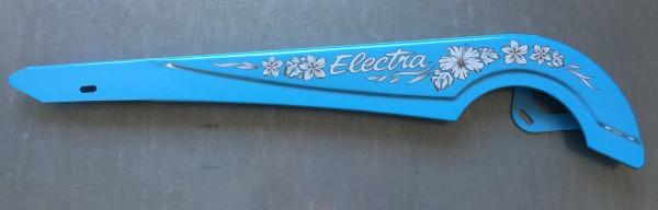 Cubrecadenas original ELECTRA Hawaii azul claro