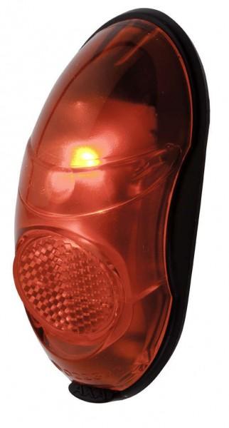 Lámpara trasera* Retro LED con pilas para montaje en guardabarros