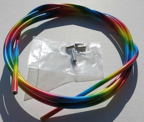 Cable exterior Bowden arcoiris