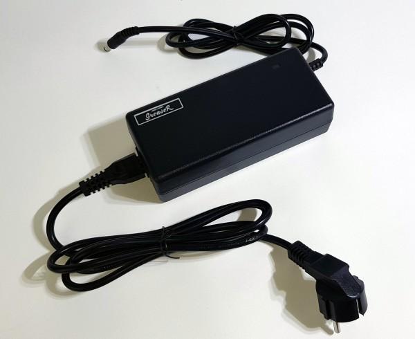 Greaser Cargador de batería Li-ion