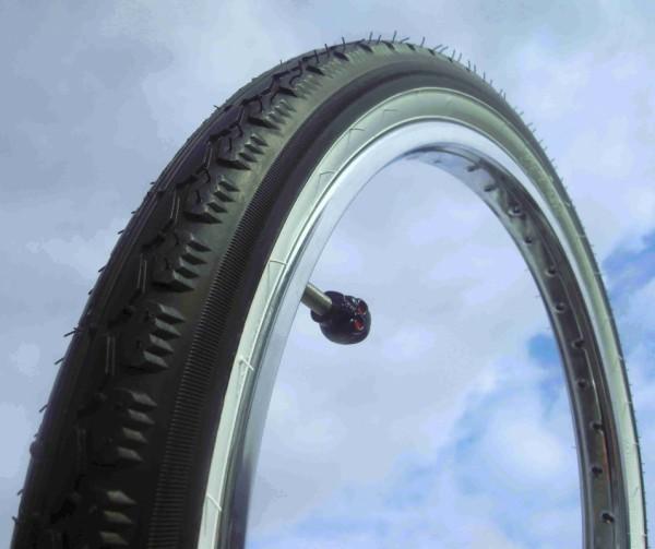 Neumáticos Kenda 20 x 1.75 banda blanca