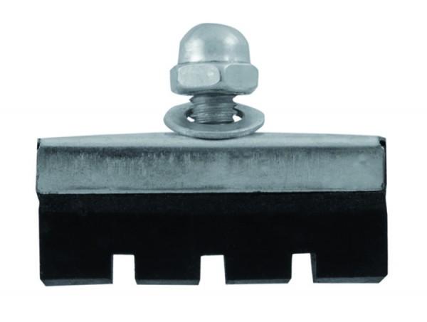 Zapatas de freno con tuerca de sombrerete de 35 mm