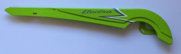 Cubrecadenas original ELECTRA Rayo verde