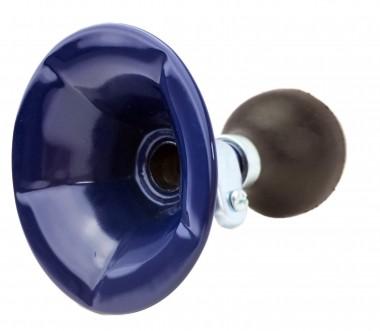 Bocina en color azul