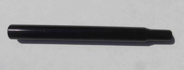 Tija del sillín 28,6 aluminio, negro