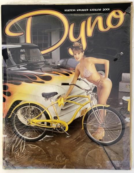 Collectors Item: Dyno Catalog 2001