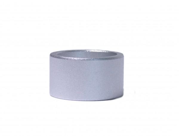 Anillo distanciador de aluminio 1 1/8 15 mm