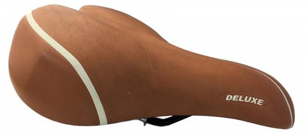 Sillín Cruiser 3010 Retro Deluxe en marrón