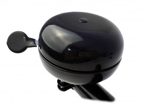 Timbre Ding-Dong de dos tonos, en negro