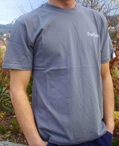 Camiseta gris claro