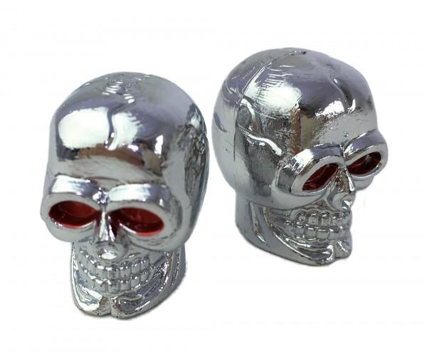 Tapones de válvula Skull/Calavera