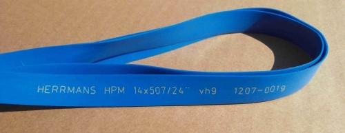 Banda de llanta de alta presión Herrmans HPM 14x507/24 pulgadas