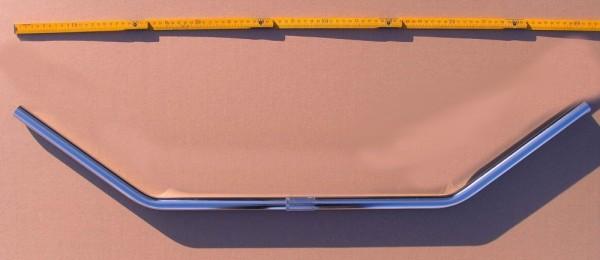 Manillar Drag Bar 90 cm cromado