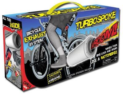 Turbospoke - Tubo de escape
