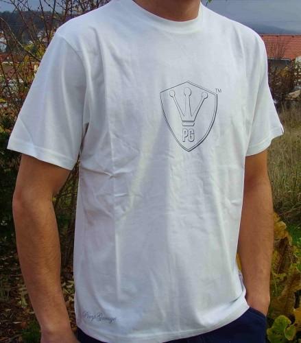 Camiseta marfil